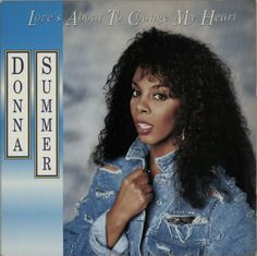 """Donna Summer, Love's About To Change My Heart, US, Deleted, 12"""" vinyl single (12 inch record / Maxi-single), Atlantic, 0-86309, 608195"""