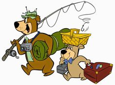Yogi Bear    Cartoon ...