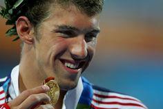 Todas as medalhas de Michael Phelps em Olimpíadas
