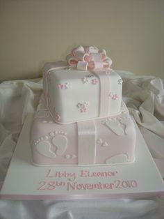 Cakes By Carol - Christenings