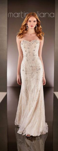 Martina Liana Primavera 2015 Bridal Collection - Belle Magazine. El Blog de la boda para la novia sofisticada