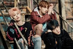 #YOU_NEVER_WALK_ALONE Concept photo 1 -- BigHIt knows their ships TTuTT Love Triangle Y'ALL!! <<<<<----BRUH
