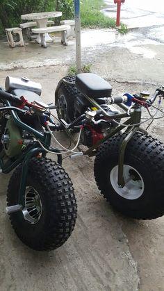 Mini Motorbike, Motorcycle Bike, Go Kart Kits, Best Electric Scooter, Diy Go Kart, Off Road Bikes, Minibike, Drift Trike, Motorized Bicycle