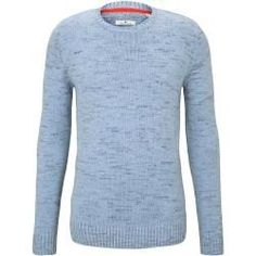 TOM TAILOR Loose Chenille Sweater Shirt Femme