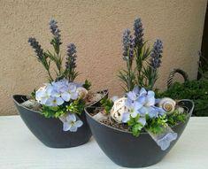 http://www.ebay.de/itm/Tischgesteck-Gesteck-Landhaus-Schale-Fruehling-Tischdeko-Lavendel-Hortensie-/282060378486