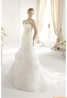 Vestido de novia Avenue Diagonal Favorita 2013
