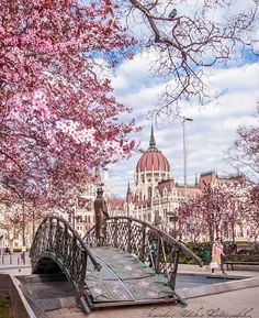 Budapest, Hungary- Tanks that Get Around is an online store …, America destinations - Travel Destinations Places To Travel, Places To See, Wonderful Places, Beautiful Places, Wachau Valley, Hungary Travel, Budapest Travel, Voyage Europe, Thinking Day