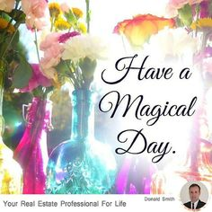 Have a magical day..!!