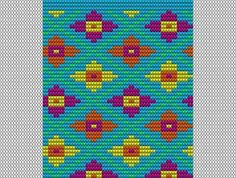 aa7438924be45e433ea6ed769726887d.jpg (564×426) tapestry crochet