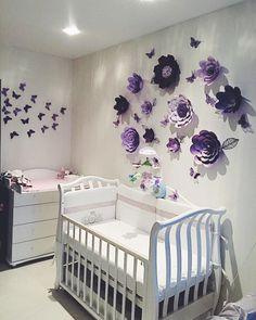 """Думаете как украсить детскую комнату? Цветы от """"Famous decor"""" - это отличный вариант! Пишите, мы с радостью подберем для Вас цветовую гамму и композицию Спасибо за фото @natalia_olivera"""