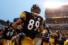 Pittsburgh Steelers release veteran TE Matt Spaeth, sign TE Mandel Dixon