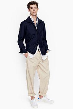 J.Crew Spring 2016 Menswear Collection Photos - Vogue