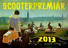Stockholms scooterpremiär