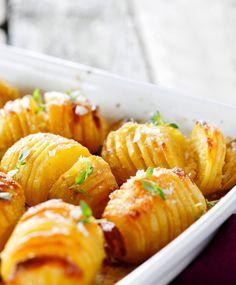 Hasselbackan perunat | Meillä kotona