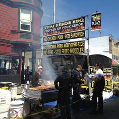 North Beach St. fair