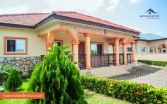 Buy your dream home easily with mortgage facility. Koans Real Estate helps you to buy quality home by paying small amount as initial payment. There are different types of houses from two bedrooms to four bedrooms. House Plans Mansion, 4 Bedroom House Plans, Duplex House Plans, Bungalow House Plans, Bungalow House Design, Dream House Plans, Modern House Plans, House Outer Design, House Outside Design