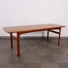 Located using retrostart.com > Coffee Table by Arne Halvorsen for Rasmus Solberg Cabinetmakers