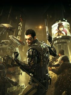 An Enhanced Human - Deus Ex: Human Revolution PS3