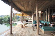 Beautiful hotels in Thailand: Six Senses Soneva Kiri Resort Holiday Hotel, Holiday Travel, Family Holiday, Beautiful Places In The World, Beautiful Hotels, Resort Villa, Outside Living, Best Resorts, Patio