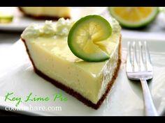 Key Lime Pie - YouTube