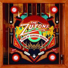 The Zutons Tired of Hanging Around 2006 Indie Rock Road Trip Music, Me Too Lyrics, Britpop, Cd Album, Types Of Music, Music Albums, Top Albums, Concert, Album Covers