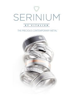 serinium mens wedding ring the precious contemporary metal is the most scratch resistant - Hypoallergenic Wedding Rings