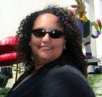 Colette D. Childers: Team Member! She holds a Master's degree in Library and Information Science and is a former young adult services and academic librarian. As a specialist in the field of Education she built a library collection of curriculum materials, juvenile books, and teen literature that reflects Southern California's rich cultural heritage. She is writing her first novel, and lives in Orange County, California, with her husband and one very spoiled dog. Twitter: @cd_childers