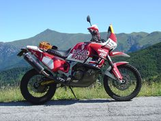chads 750 africa twin