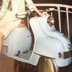 Moped! Yes!!