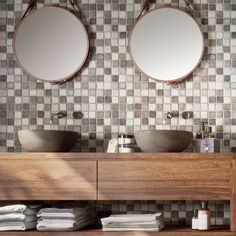 """Escape to the charm of """"Sicily"""". Imola's Sicillian inspired collection brings a feeling of Mediterranean flair! Charming, elegant and luxurious. Imola, Architectural Inspiration, Kitchen Wall, Tiles For Sale, Kitchen Wall Tiles, Round Mirror Bathroom, Tile Bathroom, Kitchens Bathrooms, Tile Companies"""