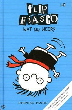 Recensie: 'Flip Fiasco- Wat nu weer?' (7-9 jaar)  http://www.kiddowz.net/boeken/recensie-flip-fiasco-wat-nu-weer-7-9-jaar/  Boek 63/53 #boekperweek