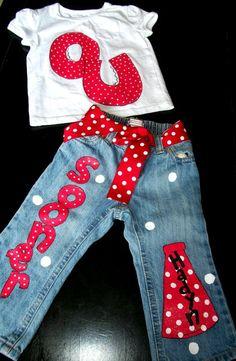 Custom Boutique Personalized Girl SPIRIT CHEER by dashydesigns, $48.00