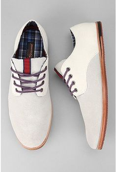 Mixed Mayfair Derby Shoe ++ Ben Sherman