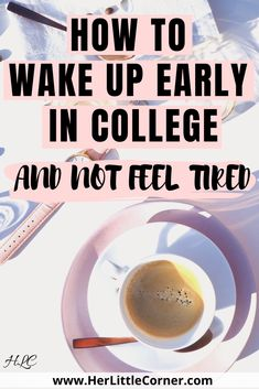 College Morning Routine, Night Time Routine, Morning Work, Early Morning, College Life Hacks, College Success, College Classes, Morning Meditation, Morning Ritual