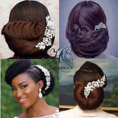Tag a bride tobe...while at it which style is your fav? Hair styled by @hairssence #sugarweddings