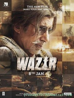 Click on Image to download Wazir_movie