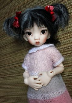 Linda Macario - Linda by Meadowdolls on Flickr.