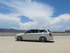 Audi b6 avant on rotiform