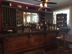 Old Bridge Inn, Young's Point, Ontario Country Cooking, Food Preparation, Fine Dining, Ontario, Liquor Cabinet, Bridge, Home Decor, Homemade Home Decor