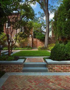 georgianadesign:  Georgetown residence. Barnes Vanze Architects. Allen Russ Photography, Washington, DC.