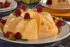 This Swedish-style dessert is a creamy and custardy favorite that can be changed every time you make it just by adding different fruit! Our recipe for Floating Swedish Creme is great for holiday parties or for enjoying with loved ones!