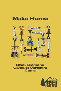 Black Diamond Camalot Ultralight Cams