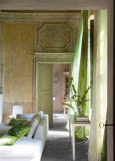 Ambiance palais italien, entre élégance et couleurs