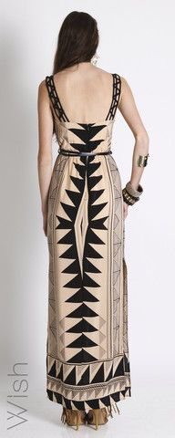 Wish Excalibur Maxi Dress find it and other fashion trends. Online shopping for Wish clothing. Wish excalibur maxi dress * silk. * aztec print in light. Wish Online, Wish Clothing, Watch Your Back, Womens Fashion, Fashion Trends, Fashion Accessories, Silk, Boho, Clothes