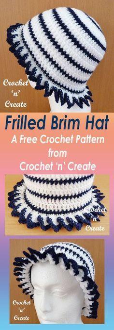 Link Love for Best Crochet Patterns, Ideas and News | Mütze ...
