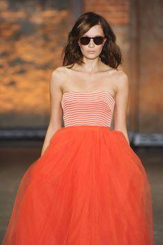 Christian Siriano (Project Runway) New York Fashion Week 12...Fierce.