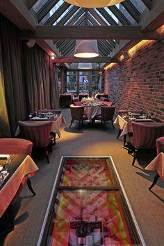 Zarza - Stijlvol restaurant in Leuven