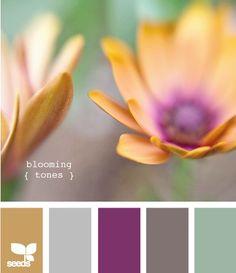 Wedding colors spring teal design seeds 48 Ideas for 2019 Design Seeds, Colour Schemes, Color Patterns, Color Combinations, Colour Palettes, Paleta Pantone, Color Palate, World Of Color, Colour Board