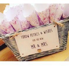 Rustic Wooden Heart Bespoke Wedding Confetti Sign | eBay