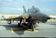 Saab TF-35 Draken - Denmark - Air Force | Aviation Photo #1417161 | Airliners.net